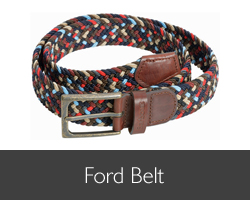 Barbour Ford Belt for AW15