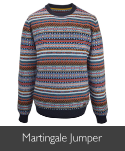 Barbour Martingale Jumper for AW15
