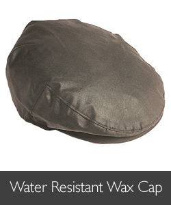 Mens Barbour Water Resistant Wax Cap for AW15