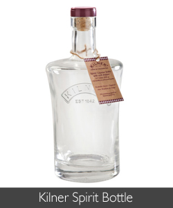 Kilner Spirit Bottle from Philip Morris and Son