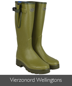 Le Chameau Vierzonord Wellingtons available at Philip Morris and Son