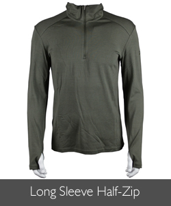 Ice Breaker Long Sleeve Half-Zip