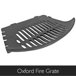 Manor Oxford Fire Grate, available at Philip Morris and Son