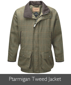 Schoffel Ptarmigan Tweed Jacket