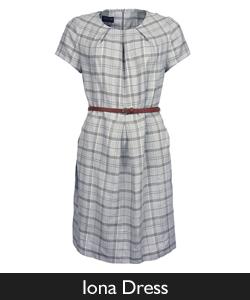 Ladies Barbour Iona Dress