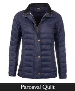 Ladies Barbour Parceval Quilt