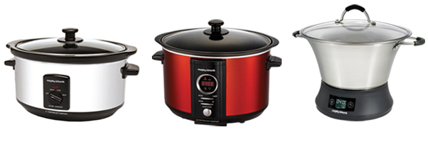 Morphy Richards Slow Cookers