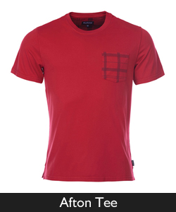 Barbour Afton Tee for SS16