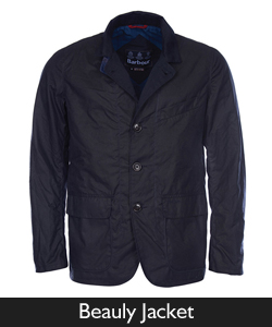 Barbour Beauly Jacket from Philip Morris and Son