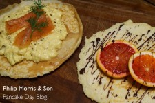 Philip Morris and Son Pancake Day Blog!