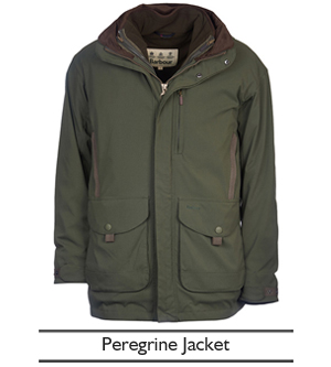 Barbour Peregrine Jacket | Philip Morris and Son
