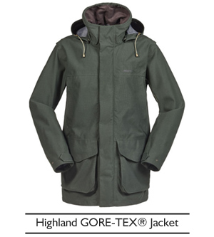 Musto Highland GORE-TEX® Jacket | Philip Morris and Son