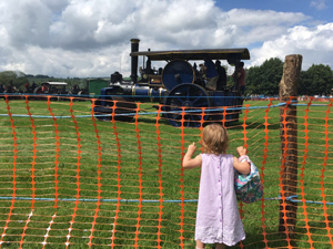 Steam Fair at Much Marcle