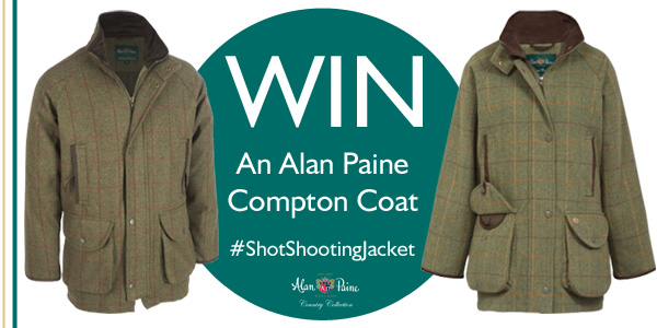 WIN an Alan Paine Compton Coat | Philip Morris & Son