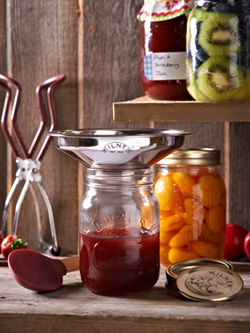 Jam Jars and Accessories | Philip Morris and Son