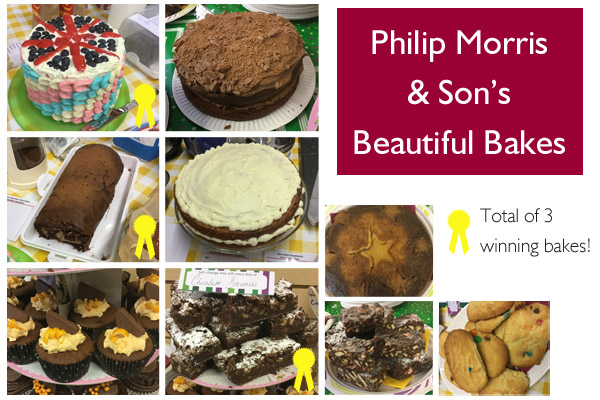 Philip Morris and Son Baking Board