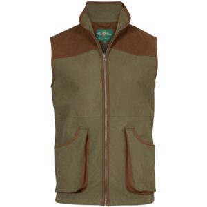 Alan Paine Berwick Men's Shooting Waistcoat | Philip Morris & Son